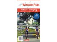 WHERE TO RIDE Melbourne Map