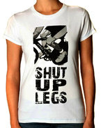Apres Velo SS Tee Womens Shut Up Legs