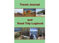 Travel Journal and Road Trip Log Book