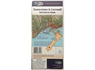 Queenstown and Cromwell Recreation Area Map