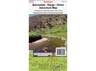 Bairnsdale-Dargo-Omeo Adventure Map