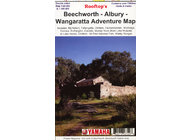 Beechworth-Albury-Wangaratta Map